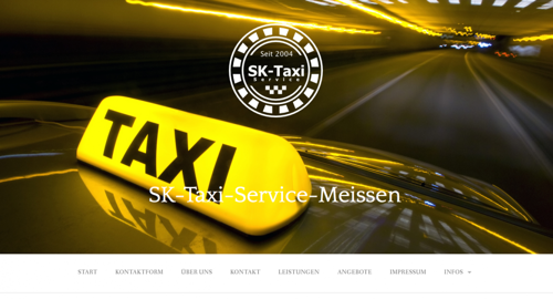 Taxi Meißen Telefon  - SK-Taxi-Service, Sandy Kretzschmann - 01662 Meißen, Sachsen - Deutschland - Taxi Meißen Telefon